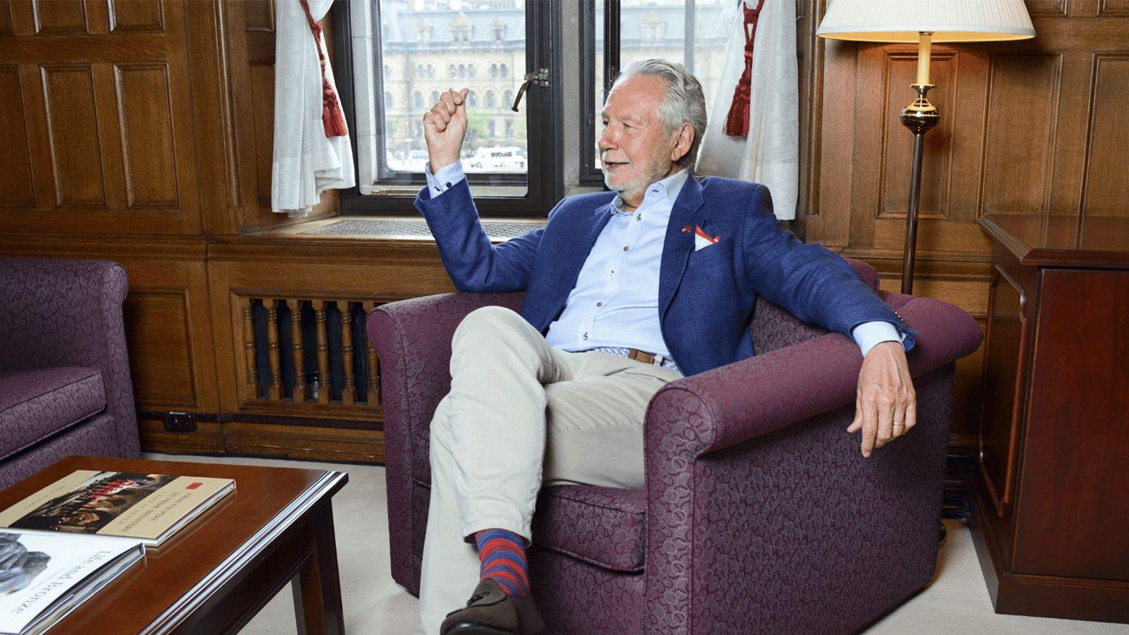 Sénateur Peter Harder