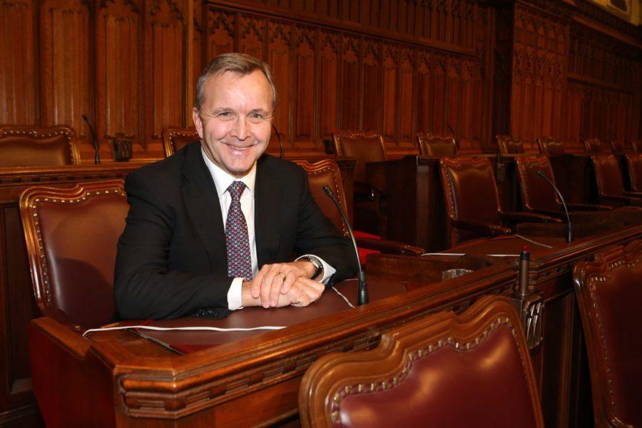 Senator Grant Mitchell  PHOTO: Greg Kolz
