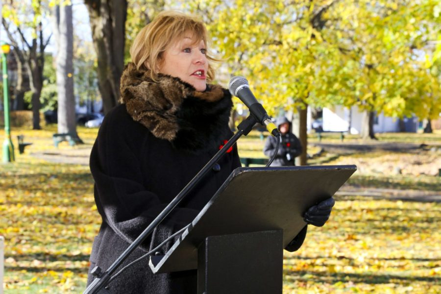 La sénatrice Bellemare rend hommage aux héros de notre nation