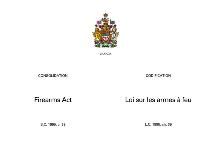 Mesure législative adoptée au Sénat pour réglementer davantage les armes à feu