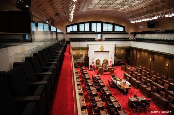 Le Sénat adopte le projet de loi qui répond à la COVID-19