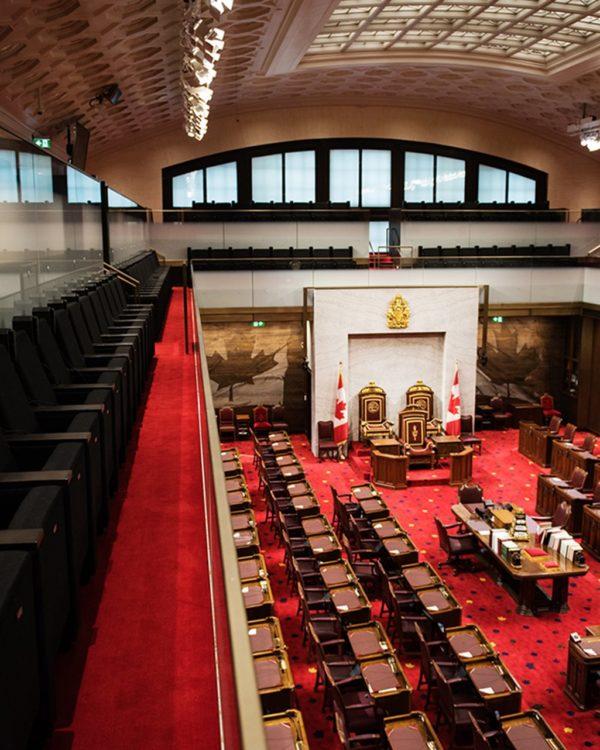 Le projet de loi sur la Déclaration des Nations Unies sur les droits des peuples autochtones est présenté au Sénat
